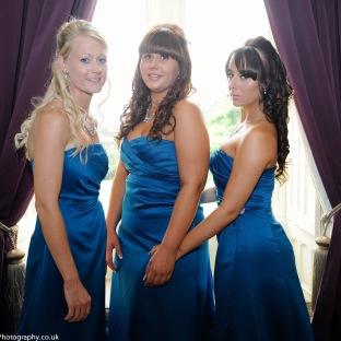 bridesmaids together